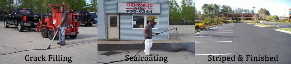 Sealcoating Fremont | Crack Filling Fremont | Asphalt Sealcoating Fremont